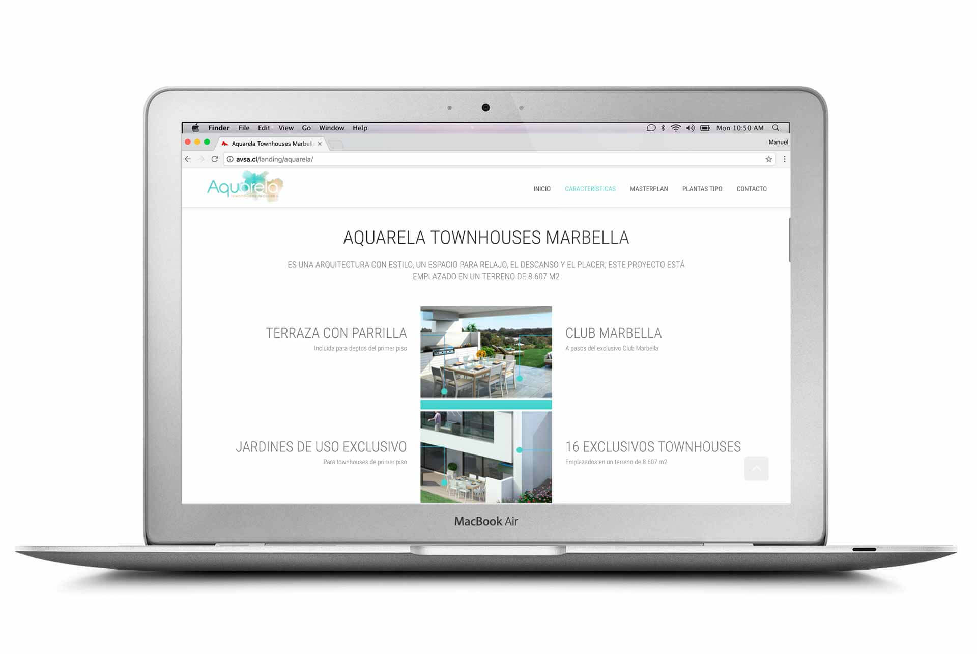 Aquarela Townhouses Marvella